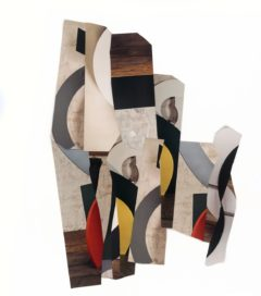 Cubisme virtuel <br>52 cm x 65