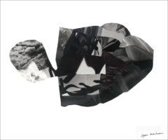 R.A.C (random access creation) <br> 65 cm x 40 cm