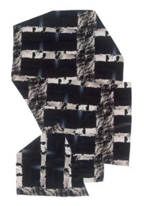 Archeos homo 100 cm x 70 cm